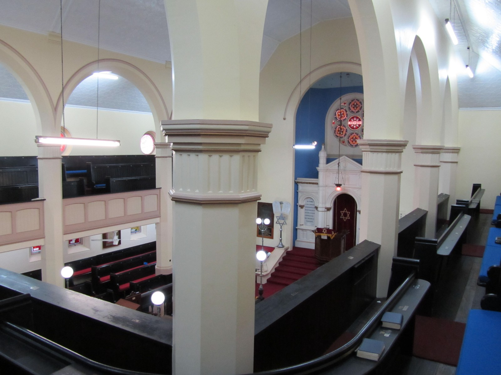 The Synagogue (Shul) - Mitzvahs & Traditions